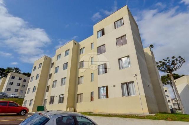 Apartamento à venda com 2 dormitórios em Barreirinha, Curitiba cod:142139 - Foto 2