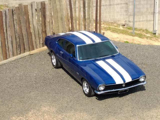 Maverick V8 Garage Carangas Newcar