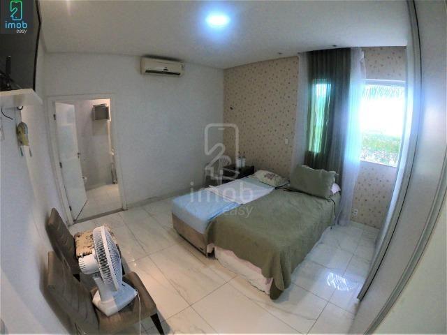 Residencial Adrianópolis, 5 suítes, piscina com fino acabamento (aceita bermuta) - Foto 13