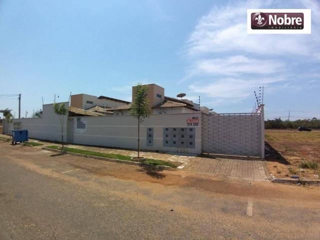 Casa com 2 dormitórios para alugar, 77 m² por r$ 870,00/mês - plano diretor sul - palmas/t - Foto 2