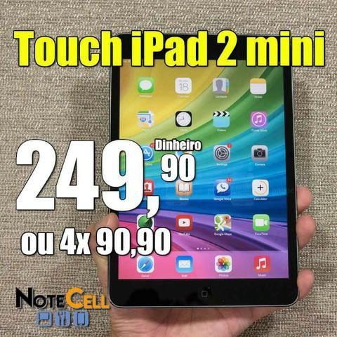 Touch iPad 2 mini - A1490