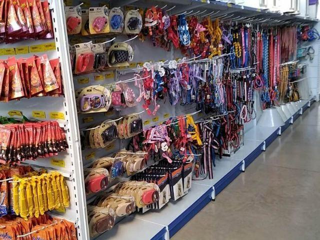 Gôndolas para pet shop com a melhor qualidade - Foto 2