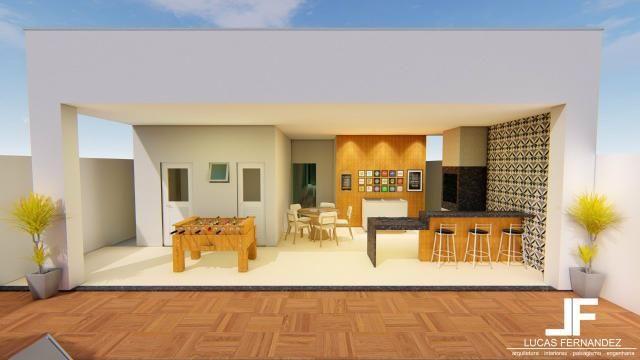 Casa 4quartos suite piscina churrasqueira rua 12 condomínio frente taguapark - Foto 7