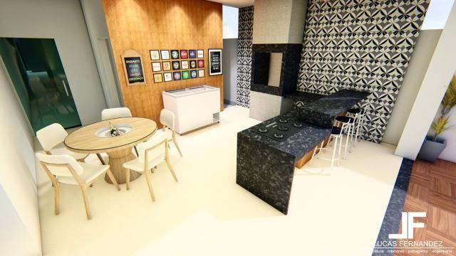 Casa 4quartos suite piscina churrasqueira rua 12 condomínio frente taguapark - Foto 3