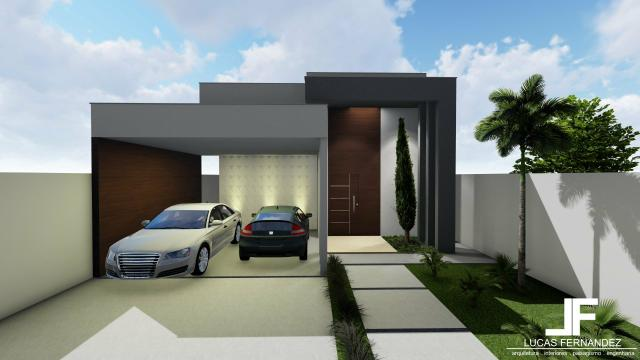 Casa 4quartos suite piscina churrasqueira rua 12 condomínio frente taguapark - Foto 2