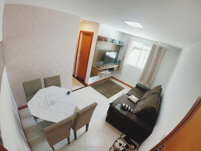 Apartamento de 2 quartos no condomínio carapina B1 - Foto 3