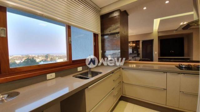 Apartamento com 2 dormitórios à venda, 80 m² por r$ 550.000,00 - mauá - novo hamburgo/rs - Foto 13