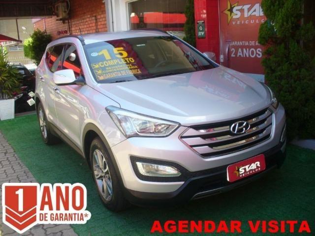 Hyundai Santa Fe 2015 Starveículos