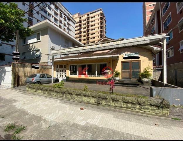Casa com 3 dormitórios para alugar por R$ 17.000,00/mês - Aparecida - Santos/SP - Foto 2
