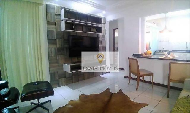 Apartamento total infraestrutura, Jardim Mariléa/Atlântico, Rio das Ostras. - Foto 4