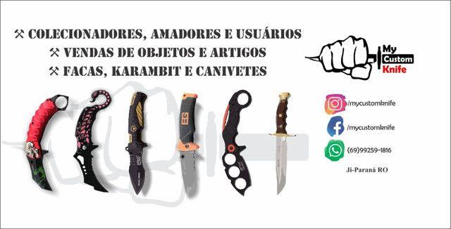 Faca, Canivete, Karambit - Foto 2