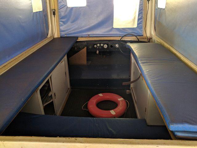 Barco com carretinha - Foto 6