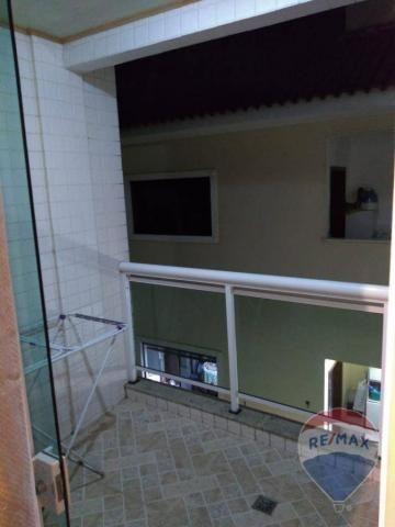 Excelente apartamento 3Q, bairro Estação, São pedro da aldeia, RJ - Foto 15
