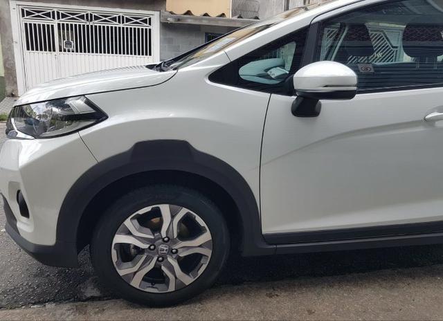 Wrv Honda Branco Perola Ex CVT 2018 todo revisado - Foto 2