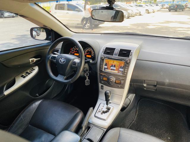 Corolla XRS 2013 Flex + GNV 5a + apenas 70.000km + perfeito estado + doc20 - Foto 6