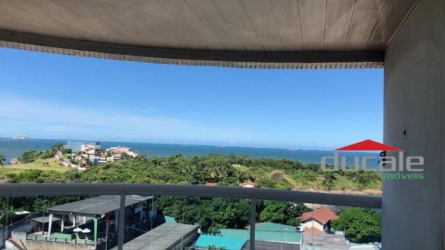 Aluga Enseada da Sereia Apartamento com lazer completo na Praia da Costa - Foto 2