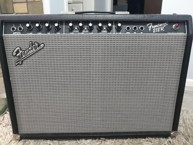 Amplificador Fender Frontman 212R 100W - Foto 3