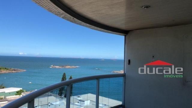 Aluga Enseada da Sereia Apartamento com lazer completo na Praia da Costa