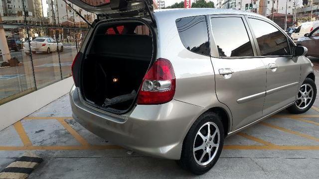 """Honda Fit 2007 automatico  """"Muito Novo""""  - Foto 3"""