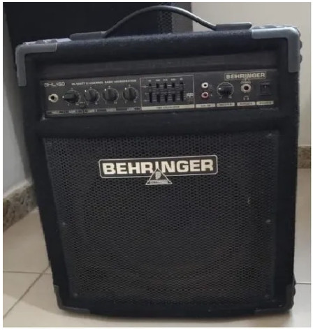 Cubo Para Baixo Behringer BXL450 - Preço Black Friday - Foto 2