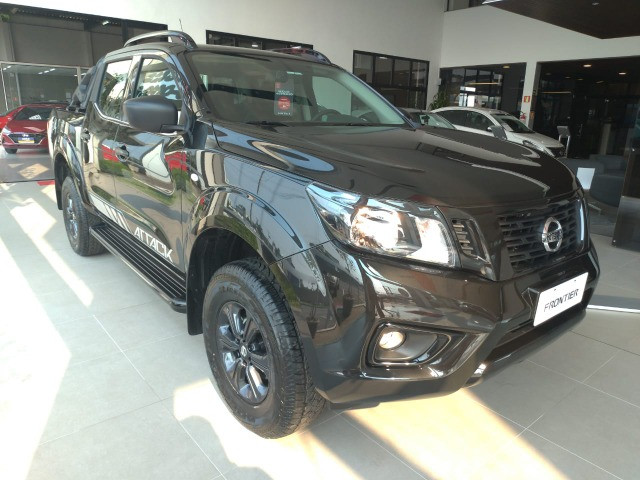 Nissan Frontier Attack 4x4 - Foto 2