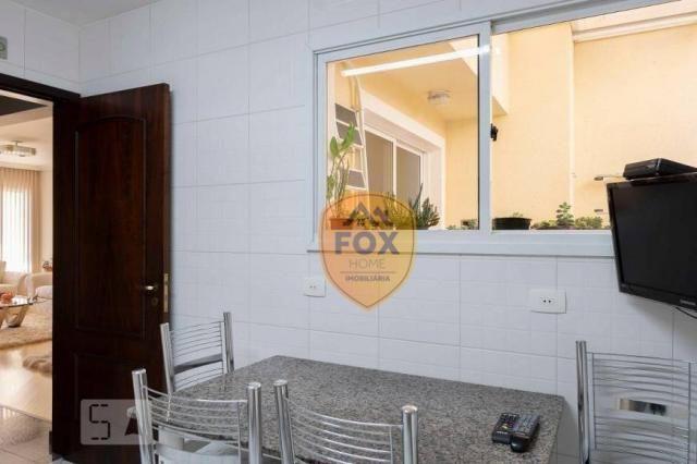 Sobrado com 4 dormitórios para alugar, 204 m² por R$ 7.000,00/mês - Jardim das Américas -  - Foto 10
