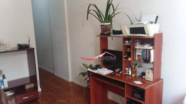 Apartamento com 1 dormitório à venda, 52 m² por R$ 430.000,00 - Catete - Rio de Janeiro/RJ - Foto 4