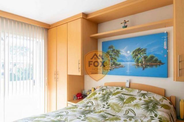 Sobrado com 4 dormitórios para alugar, 204 m² por R$ 7.000,00/mês - Jardim das Américas -  - Foto 14