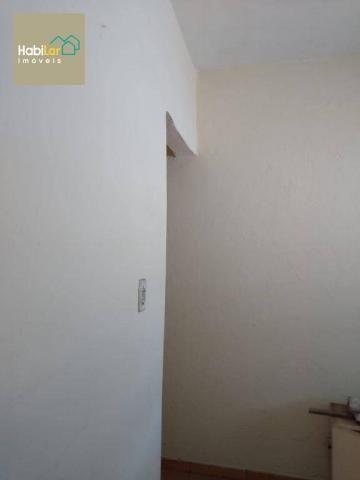 CASA RESIDENCIAL PARA LOCAÇÃO COM 01 DORMITÓRIO NA VILA DINIZ - Foto 19