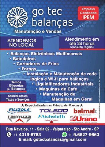 Bateria Selada 6V 2.8Ah - Balanças / Alarmes / Luz de Emergência Etc - Foto 6