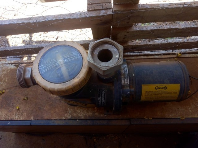 Motor de água - Foto 2