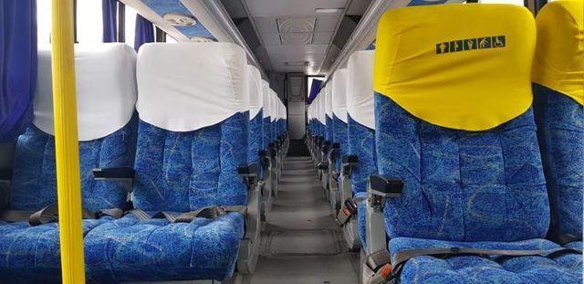 Ônibus Caio Giro 3600 Volks Bus 18 320 Cummins Único Dono Com Ar de Teto - Foto 7