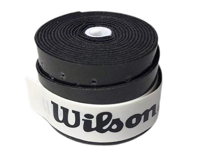 Overgrip Wilson Profile Perfurado - 5 Unidades - Preto - Foto 4