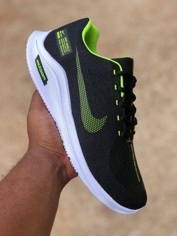 Vendo tênis nike zoom e adidas neo ( 115 com entrega ) - Foto 5