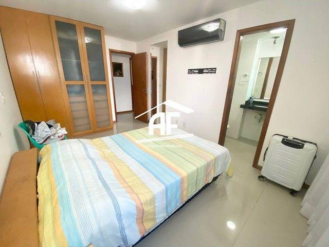 Apartamento com varanda com vista permanente para o mar - Localizado na Ponta Verde - Foto 7