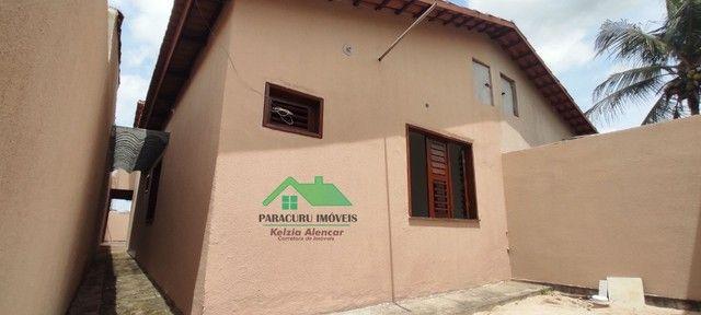 Ampla casa nova com dois quartos pertinho da rádio mar azul em Paracuru - Foto 15