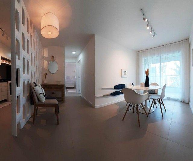 Apartamento para Venda em Aquiraz, Porto das Dunas, 2 dormitórios, 1 suíte, 2 banheiros, 1 - Foto 3
