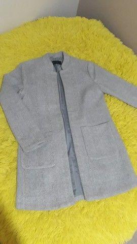 Casaco lã batida  - Foto 2