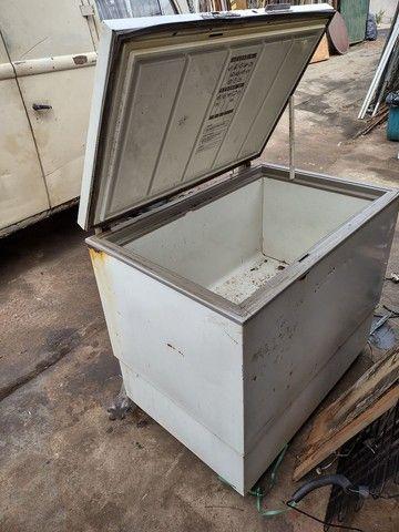 Freezer Horizontal - Gelando e Bom - Foto 2