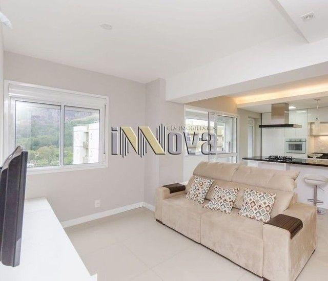 Apartamento à venda com 2 dormitórios em Jardim carvalho, Porto alegre cod:5816 - Foto 3