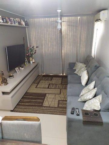 Residencial Bariloche, apto semi mobiliado, com 3 qtos, próximo Muffatão Neva   - Foto 7