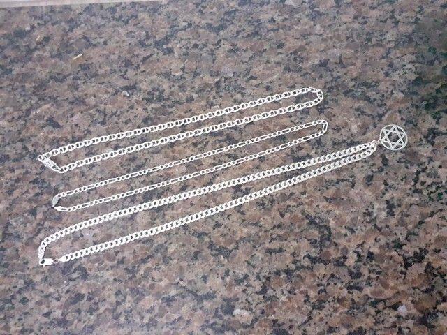 Vendo 3 prata grossa - Foto 2
