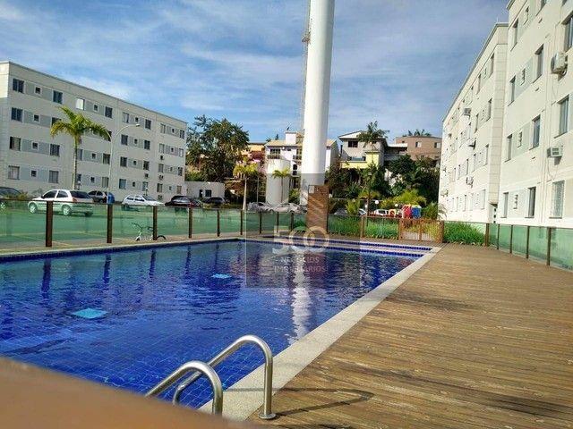 Apartamento com 2 dormitórios à venda, 48 m² por R$ 157.000,00 - Roçado - São José/SC - Foto 2