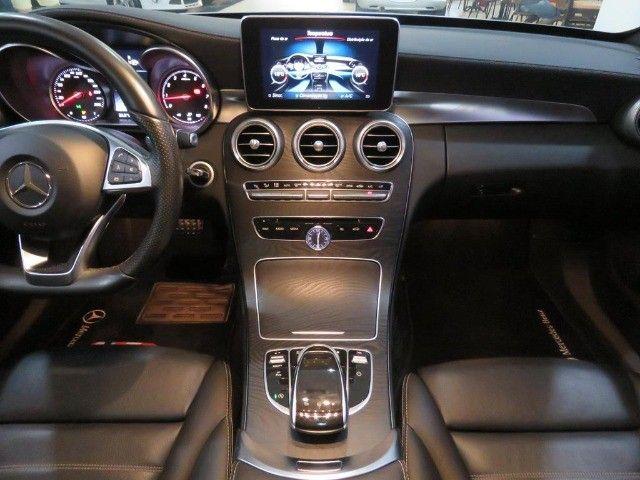 Mercedes-Benz C 250 2.0 CGI Sport Turbo Aut Top de Linha C/ Teto Solar 73.600 Km - Foto 11