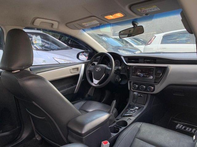Toyota Corolla 2019 automático 1.8 Flex 16v GLI - Foto 3