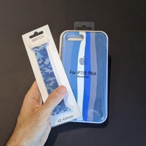 Cases/capas/capinhas  arco-íris/lgbt/tom pastel/azul - Foto 3