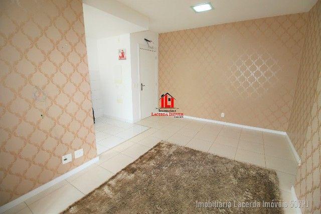 Liverpool, 69m², 2 quartos com suíte, 1º andar, Aceita FGTS na Entrada, Ponta Negra - Foto 6
