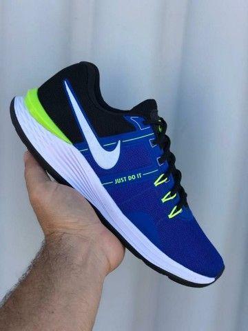 Vendo tênis nike Just do it e Asics ( 120 com entrega) - Foto 5