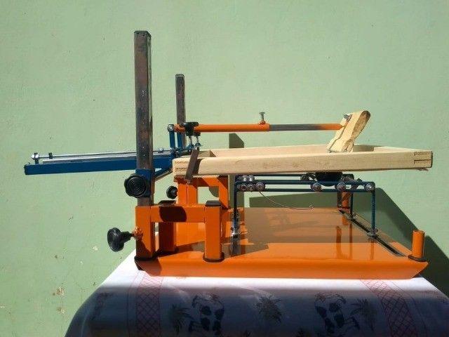 Maquina de Silk Screen Jeferson Machines Sem uso... - Foto 3