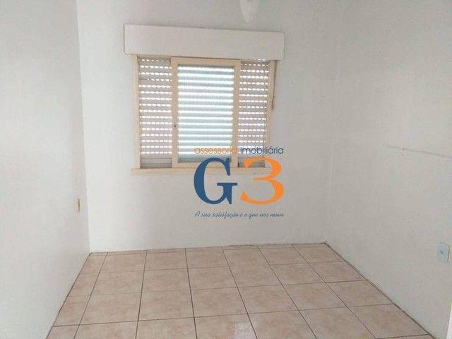 Apartamento com 1 dormitório para alugar, 30 m² por R$ 450,00/mês - Cidade Nova - Rio Gran - Foto 3